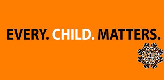 Every. Child. Matters.